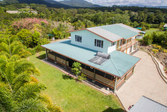 15 Edward Elgar Close, Speewah, Qld 4881 European Build; Double Storey; 5 acres; Dam; Creek; Sheds